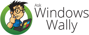 Windows Wally logo