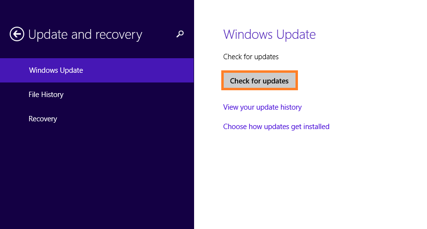 low disk space - Windows Update - Check for Updates 2 -WindowsWally