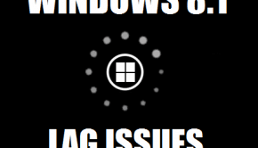 Lagging In Windows 8.1 - Featured - Windows Wally
