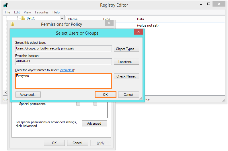 Download Sharedaccess reg For Windows 7 - sxxsonar