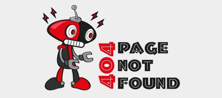 Server Errors - 404 Cover - WindowsWally