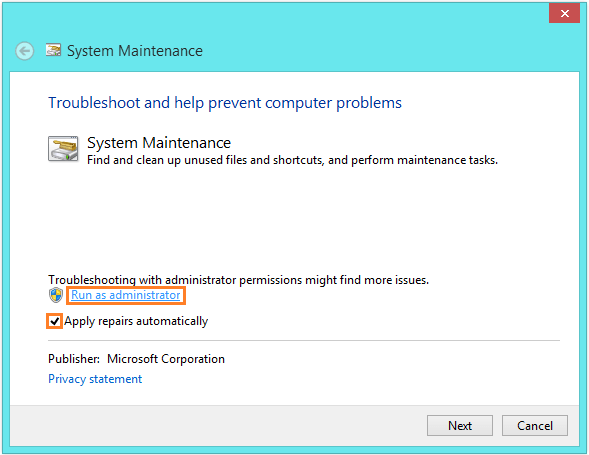 Windows 8.1 Speed - Troubleshooting - System Maintenance -- 2 - Windows Wally
