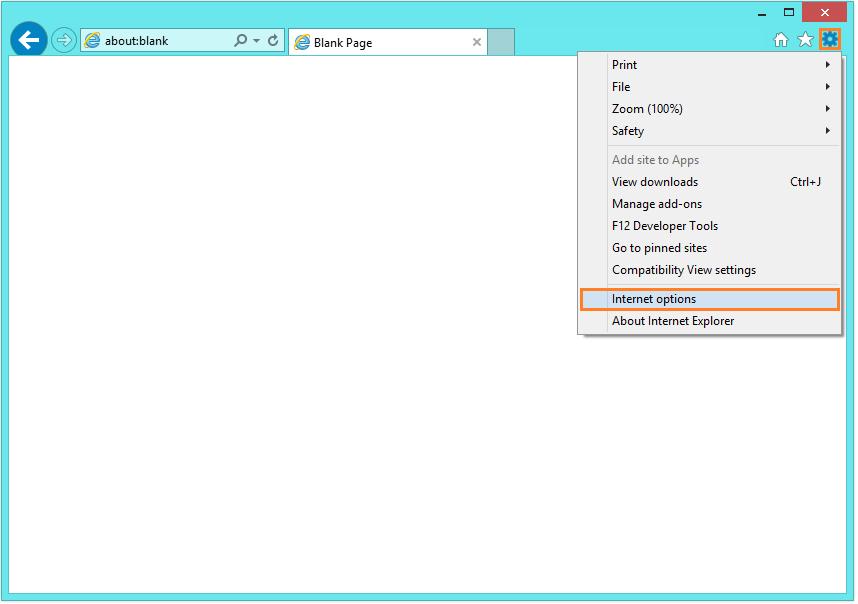 Internet Explorer 11 -- Internet Options - Windows Wally