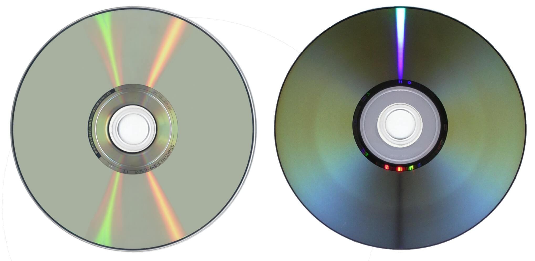Backup - DVDs & Blu-Rays -- Windows Wally