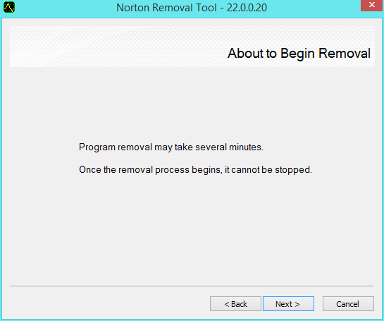 Error 0xC004C003 - Norton removal Tool -- Windows Wally