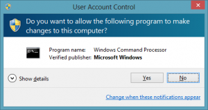 Disable - UAC - User Account Control -- Windows Wally