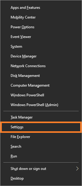 Reactivate Windows - Windows 10 - WindowsKey + X - Settings -- Windows Wally